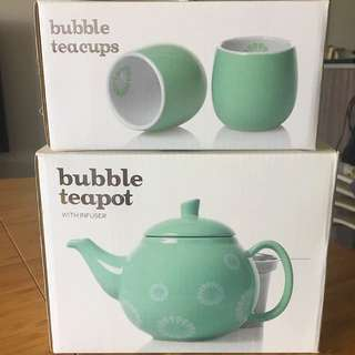 David's TEA - Teapot&Teacup Set