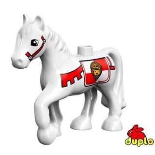 樂高LEGO 得寶Duplo 動物補充 馬