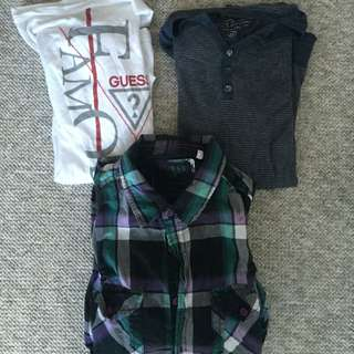 Guess Clothing Bundle