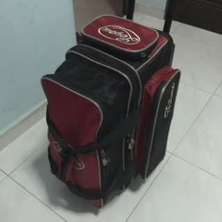 Leyou 2 Ball Bowling Bag