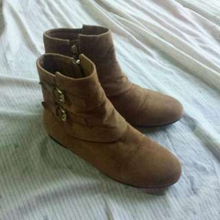 Charles & Keith Boots (Reserved)