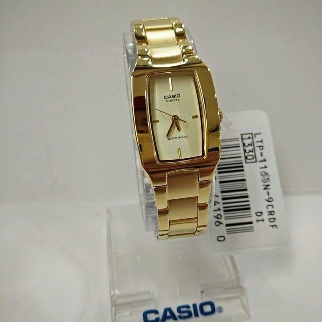 100% Authentic Casio Watch