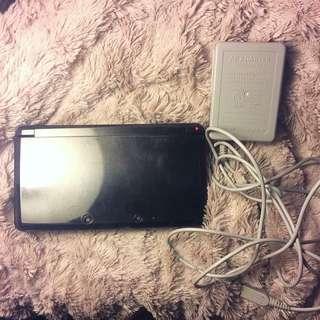 Nintendo 3DS (Black)