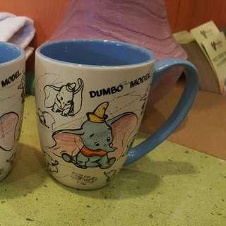 香港迪士尼樂園 小飛象 Dumbo 咖啡杯