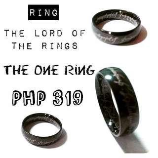 Ring | The Lord of the Rings: The One Ring