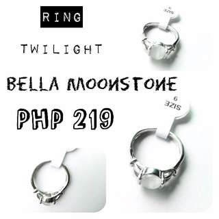 Ring   Twilight: Bella Moonstone
