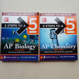5 Steps To A 5. AP Chemistry And Biology
