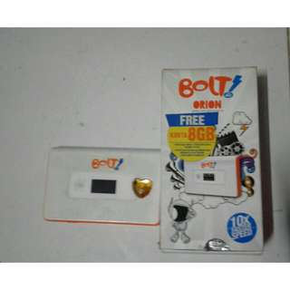 Reprice!! Bolt Orion Mifi