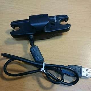 Sony  NWZ-W273S 防水耳機 充電器