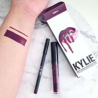 Authentic Kylie Lipkit In Shade Kourt K