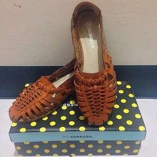 編織民族風休閒鞋