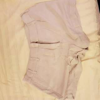 Grey Portmans Shorts