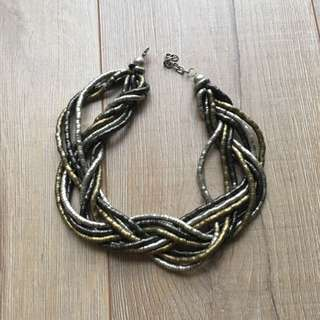 NECKLACE- SHORT COLLAR