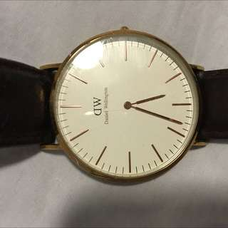 Daniel Wellington Watch Face