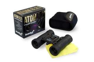 Levenhuk Atom 8x21 Binocular