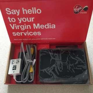 Virgin Media Wireless Modem