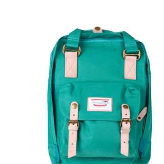 LOOKING FOR DOUGHNUT MACAROON MINT BAG (LARGE)