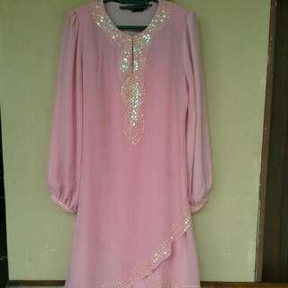 (reduced) Baju Kurung Femina Size 38