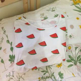 CHICABOOTI WATERMELON TOP