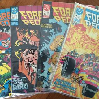 Forever People DC Comics