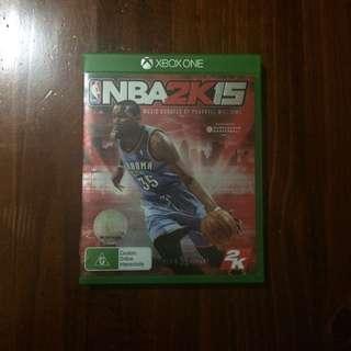 NBA 2K15 - Xbox One Games