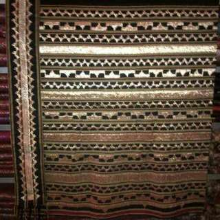 Kain Tapis Handmade Abung
