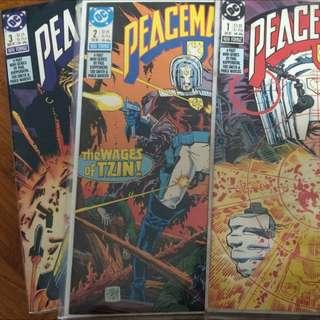Peacemaker DC Comics Series