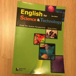 English For Science&technology
