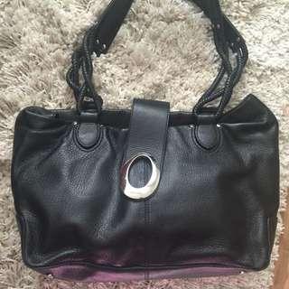 Black Oroton Bag