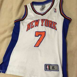 Replica White New York Knicks Jersey
