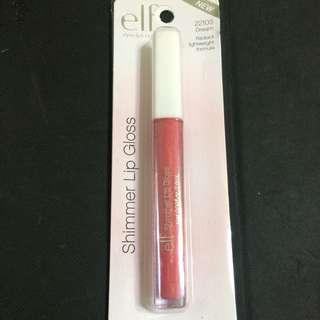 現貨 Javi-#22103 ELF 夢幻珠光唇膏唇蜜Shimmer Lip Gloss:Dream