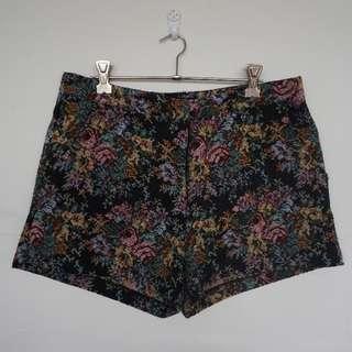 Patterned shorts - Size