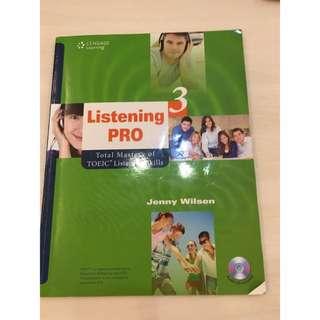 Listening pro 3(保留)