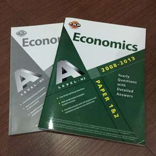 H2 A Level Economics Yearly TYS