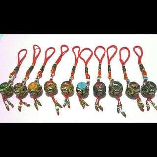 中國風✨十二生肖小吊飾