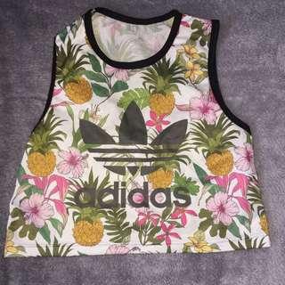 Adidas Crop/Tee