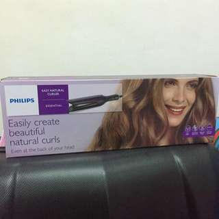 Slightly Used Philips Easy Natural Curler