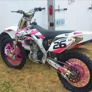 2009 CRF250R
