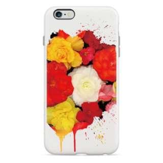 PLAYPROOF 犀牛盾 防摔客製化手機殼 iPhone 6/6s 街頭塗鴉-噴漆花朵