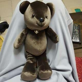 (含運)奢華熊🐻吊飾