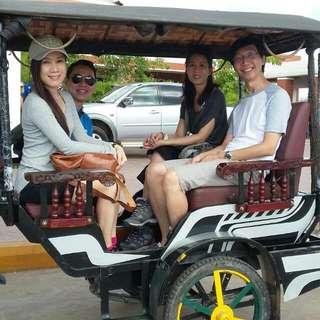 Angkor Wat Tuktuk Tour ServiveS