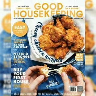 Good Housekeeping - September 2016
