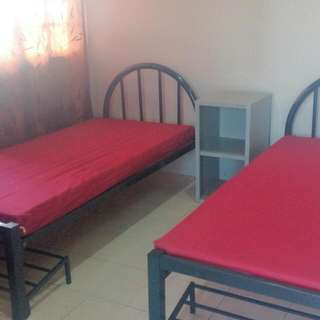 Room For Rent At Red Ruby Apartment Seri Kembangan. Near UPM, Serdang, Puchong, Bukit Jalil, Balakong