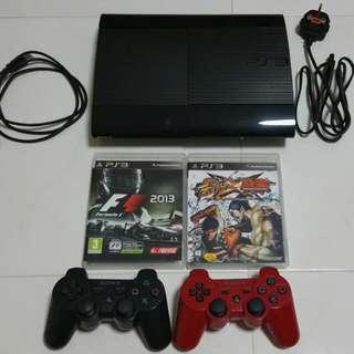 PlayStation 3 Slim (Black)