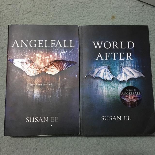 Angelfall And Worldafter