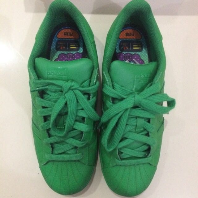 AUTHENTIC ADIDAS PHARRELL WILLIAMS