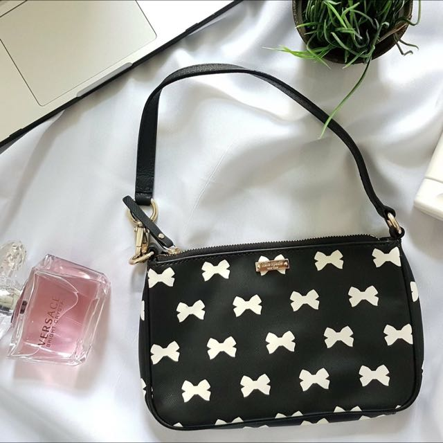 Authentic Kate Spade Bow Clutch