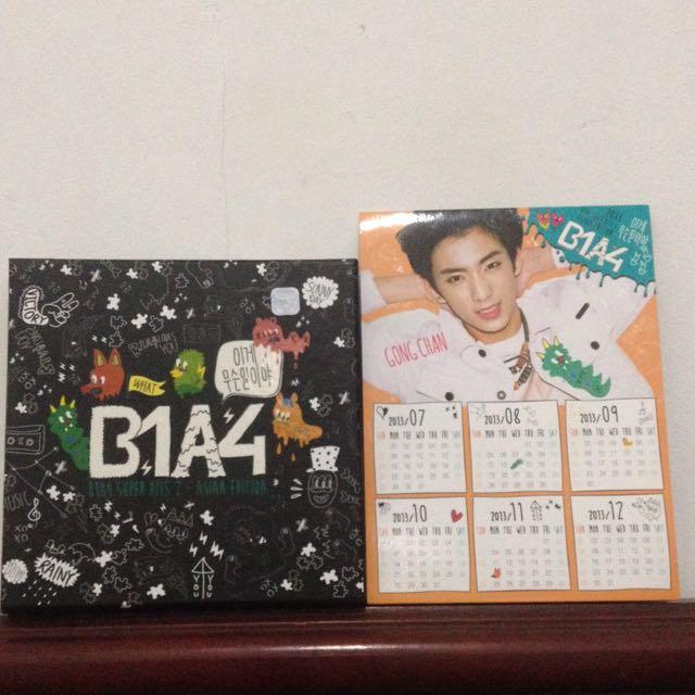 B1A4 - Super hits Asian Edition