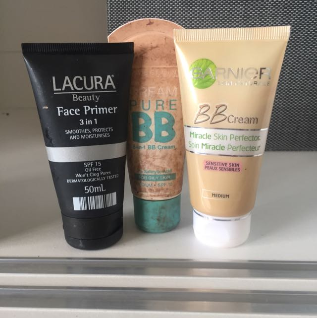 BB Cream And Primer Bundle