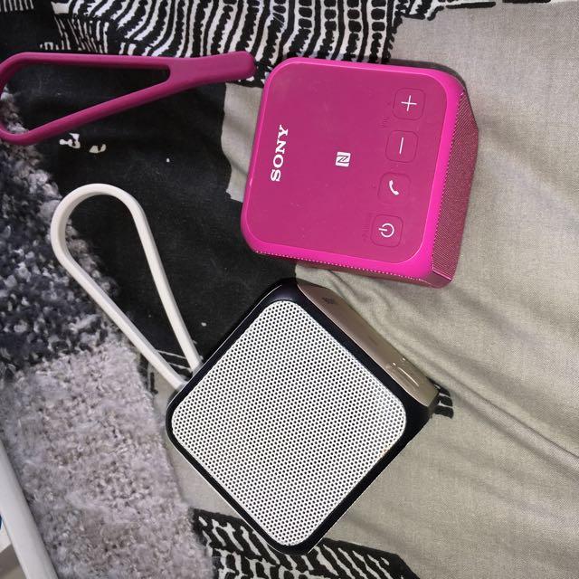 Bluetooth Double Speakers